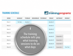 example-training-schedule